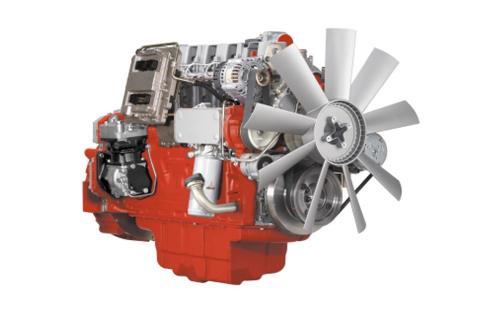 Двигатель Deutz TCD2012