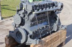Двигатель Deutz